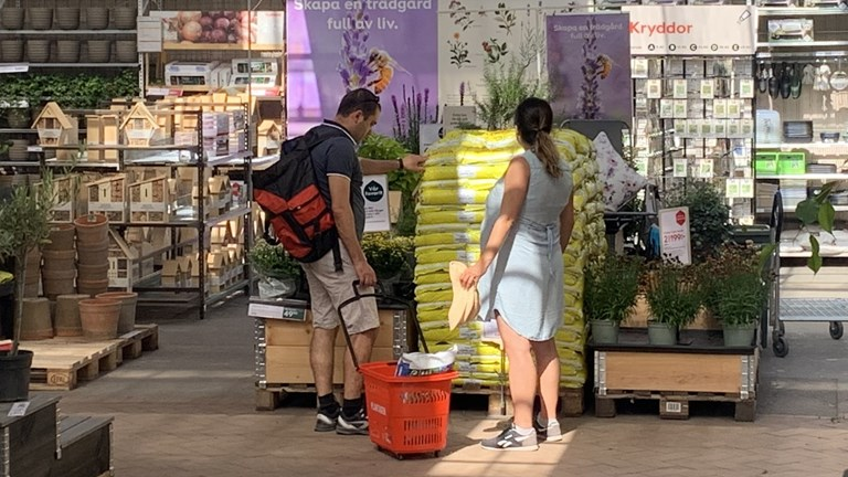 Sweden sees gardening craze in wake of Covid-19