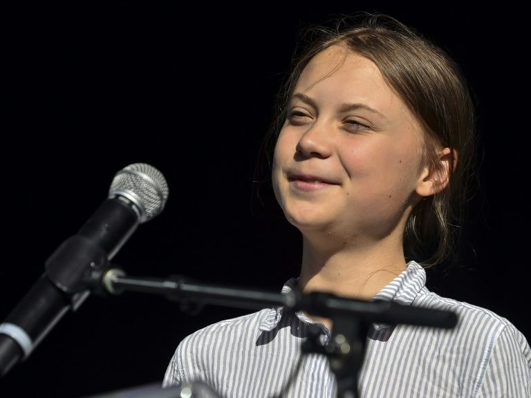 Greta Thunberg mocks Putin's 'kind girl' jibes on Twitter